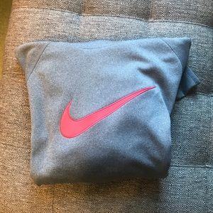 Nike Grey Pullover